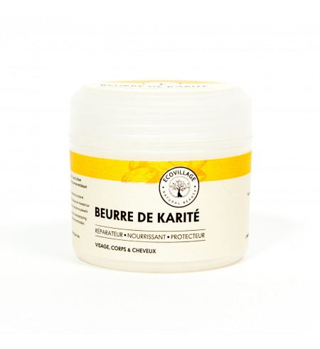 ECOVILLAGE BEURRE DE KARITE (100 GR )