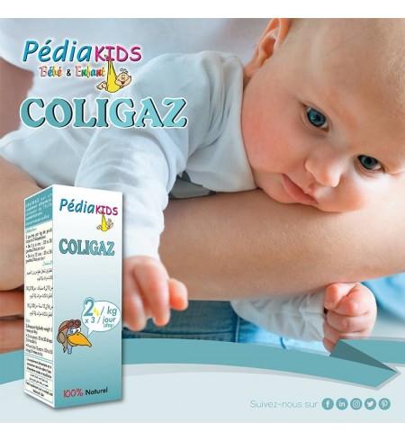 PEDIAKIDS COLIGAZ
