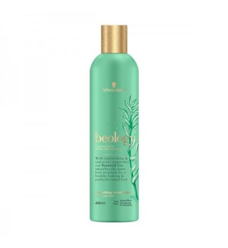SCHWARZKOPF BEOLOGY SMOOTHING CONDITIONER 400ML