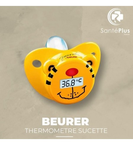 BEURER THERMOMETRE SUCETTE
