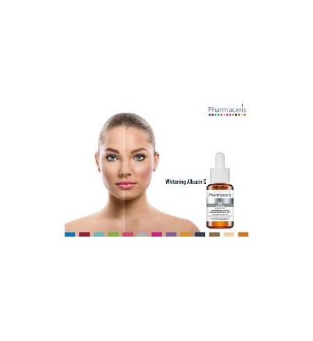 PHARMACERIS W ALBUCIN-C SERUM ANTI-TACHES 30ML