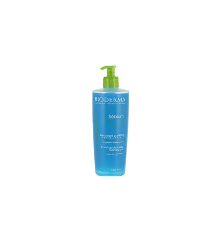 BIODERMA SEBIUM GEL MOUSSANT 500ML
